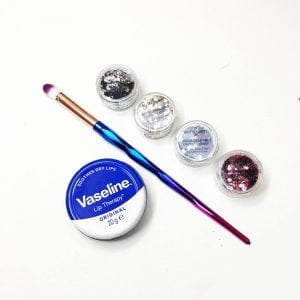 Ecoglitter Makeup Starter Kit includes everything you need to make glitter makeup!