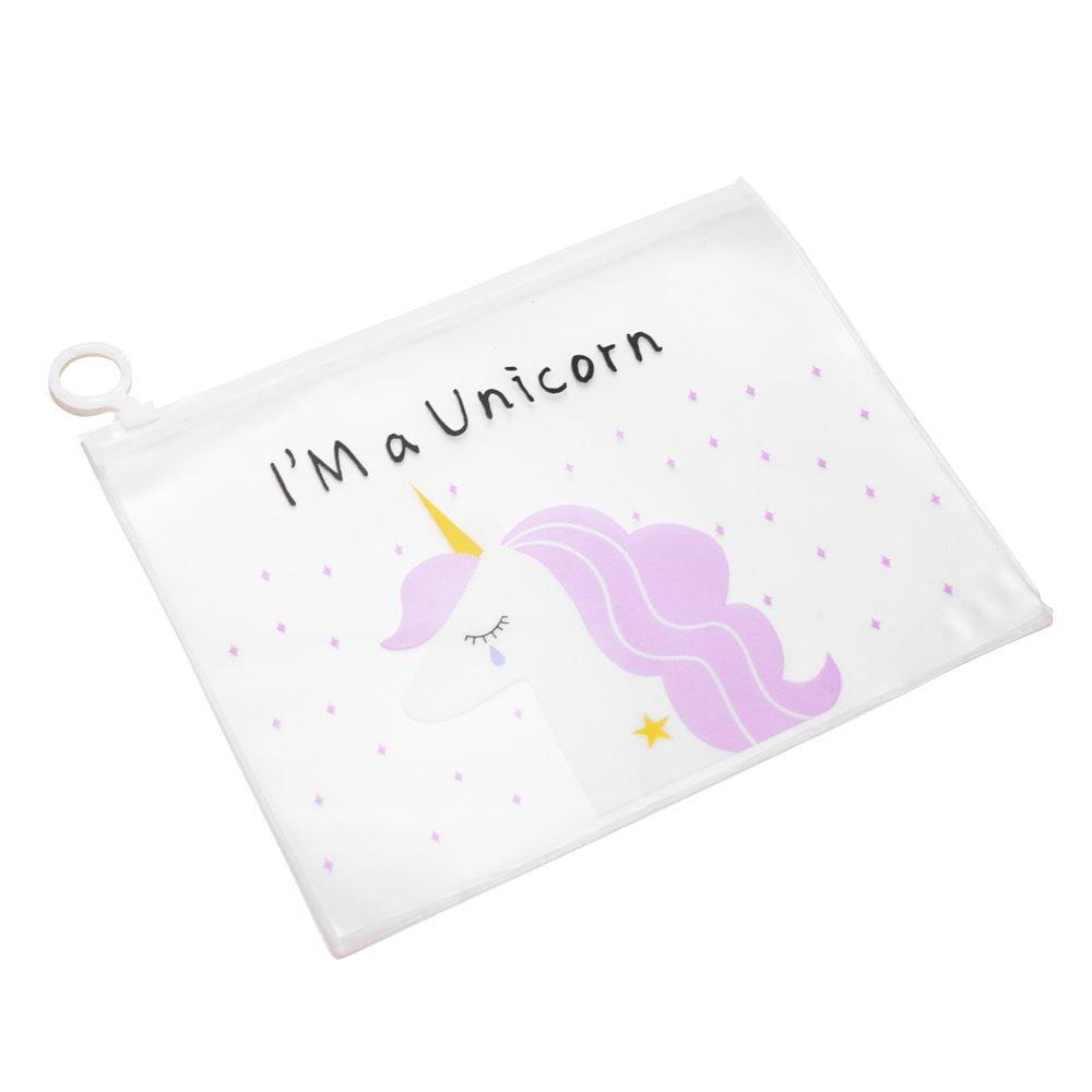 Unicorn meikkipussi meikkien säilytykseen