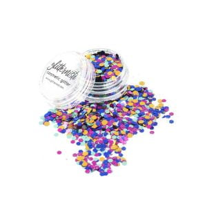 rainbow cosmetic glitter for face glitter makeup