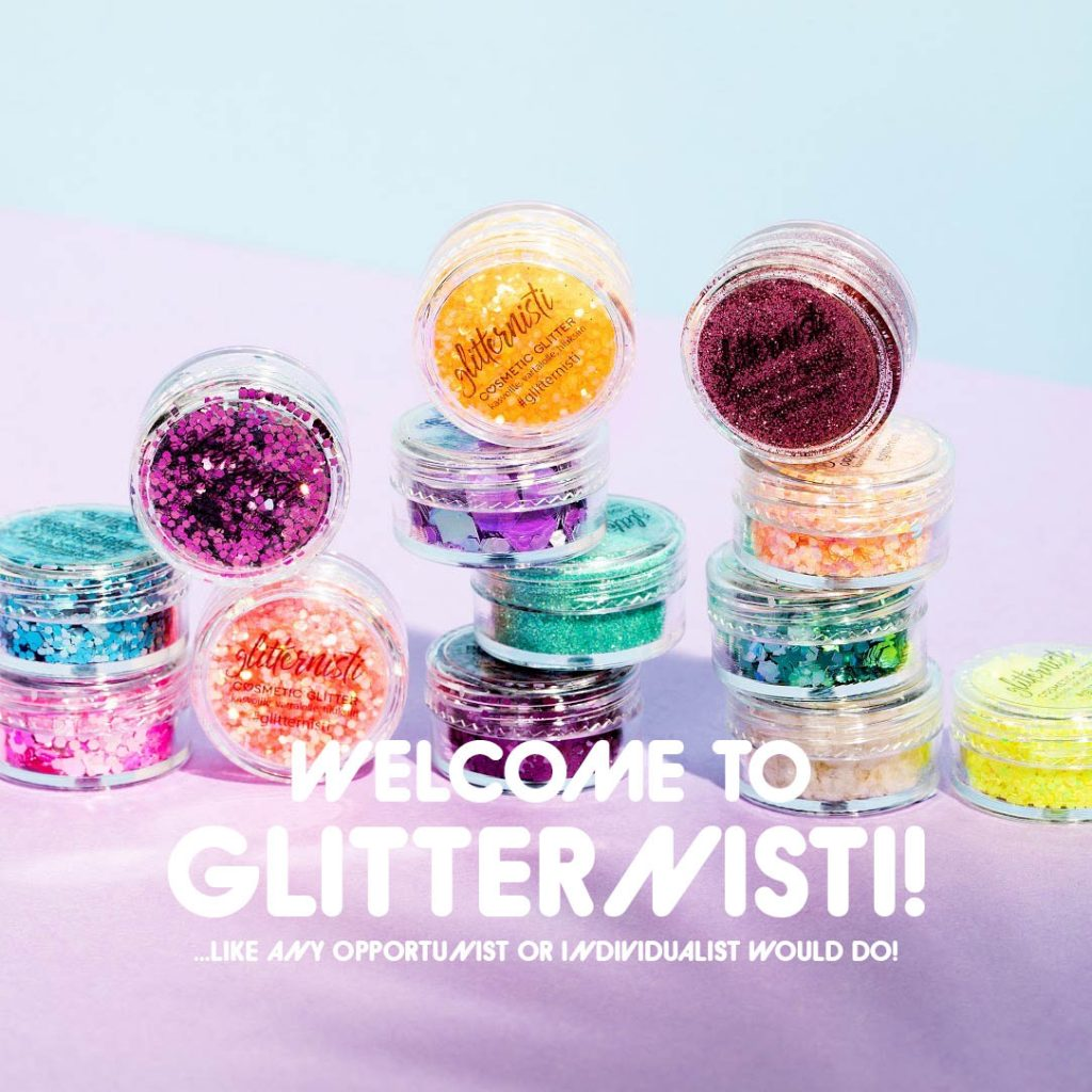 WELCOME TO GLITTERNISTI!