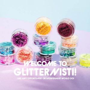 WELCOME TO GLITTERNISTI!