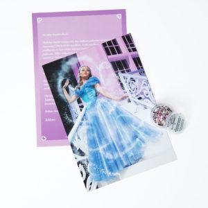 Kirje Prinsessalta - Tuhkimo