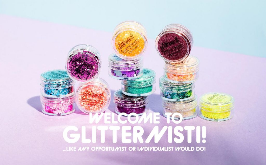 Welcome to cosmetic glitter shop!
