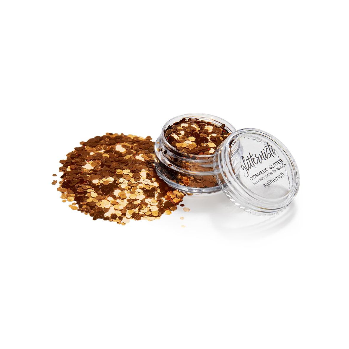 Super Bronze kosmeettinen glitter