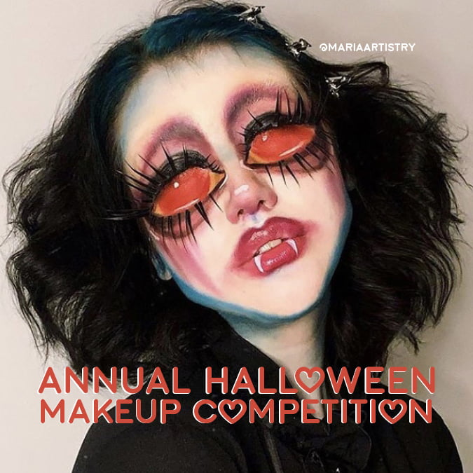 halloween makeup competition
